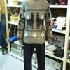 地球の裏側からの贈り物!!手紡ぎアルパカタートルセーター