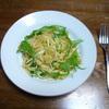 おせち料理・お正月食材の残りもので作るパスタ③数の子のパスタ