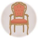 椅子上生活