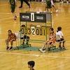 バスケットボール市内大会 女子予選第2試合 対三ツ池小