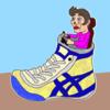 ブカブカのスニーカーを履きながら、靴屋さんで靴を探して思ったこと