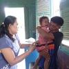 「子ども達の手助けが出来ることが一番のやりがいです」 ラオス 看護師インタビュー