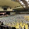 第28回タイムス全沖縄少年少女空手道大会 流派の垣根を超えて沖縄県内106道場、2187名の選手が参加