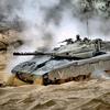 メルカバ戦車  (イスラエル)