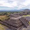 【アステカ帝国のピラミッド  テオティワカン】メキシコシティからの行き方