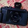 ストリートスナップ専用フルサイズミラーレスカメラ(まだ言うかw)の完成