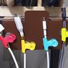 充電ケーブルを100円ショップの商品で整理しようと模索したやつをバージョンアップした件
