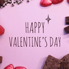 "【英語】今日は""Happy Valentine's Day !"""