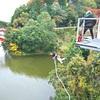 奈良には関西唯一のブリッジバンジージャンプが出来るんですよ!