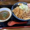 拉麺笑星 @新潟市江南区 (夏季限定)つけ麺&タレちゃーめし