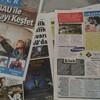 112 トルコの新聞再利用&..自然災害対応を伝えるプロ養成を...