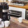 豆から全自動という朝の贅沢 Sirocaのコーンミル式コーヒーメーカーSC-C121を買ってみました