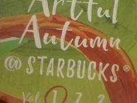 スタバ「キャラメリーペアーフラペチーノ」が美味し過ぎる!秋らしく芸術的に楽しもう!