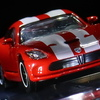 【モデルインプレッション】 Majorette Dodge Viper (Red/White Stripes)