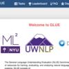 GLUE(General Language Understanding Evaluation) dataset①|機械学習の有名データセットや評価指標を確認する #4