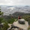 日浦山(346m)・・・広島県安芸郡海田町