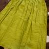 この夏着倒したい!スカート&ブラウス購入。