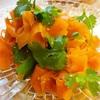 ドイツの病院食公開❗️〜ピーラーで作る人参のひらひらサラダ