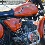 【バイク】ガソリンタンクは普通に自分でスプレー缶塗装しちゃダメなワケ