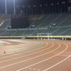 2年前のファイナルイベントで撮った、旧・国立競技場の写真です(^o^)