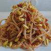 大豆もやしナムルのシンプルレシピ