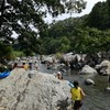 大阪での小さい子供も楽しめる川遊び!!摂津峡公園