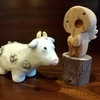 屋久島あいすくるりん 第24回  平内 シーサーシーサーの牛とアセンスの天使