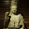 西安博物院:(その2)博物館_1階【臨時展】粗玉から玉器への道・【常設展】長安仏教彫像芸術陳列室、地下1階、2階