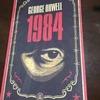 読書の秋ですね・・・「1984年」を読んでいます