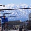 げに美しき立山連峰かな ~富山市役所展望台~