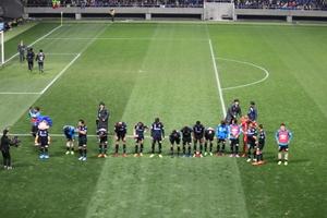 ガンバ大阪 vs. 浦和レッズ