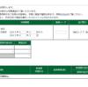 本日の株式トレード報告R1,09,03