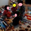 年明け初・・ママ友の家へ(1)