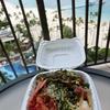 ハワイ旅行 食歩記  アラモアナショッピングセンター POKE BOXでポケ丼をテイクアウト!