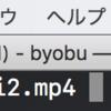 RaspberryPi3 omxplayer を bashコマンドで操作する(mkfifo /tmp/omx-input)
