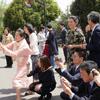 Die Fortsetzung der Einschulungsfeier.  入学式 その2
