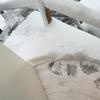 スンスバルに大雪。