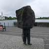 6日目:エアアイスランド・コネクト NY407 レイキャビク(RKV)〜ヌーク エコノミー