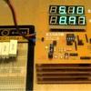 開発環境ツールを自作する(電圧電流モニター作成)(その8)