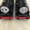 Trackmasterダグラスのプラレールとの互換性