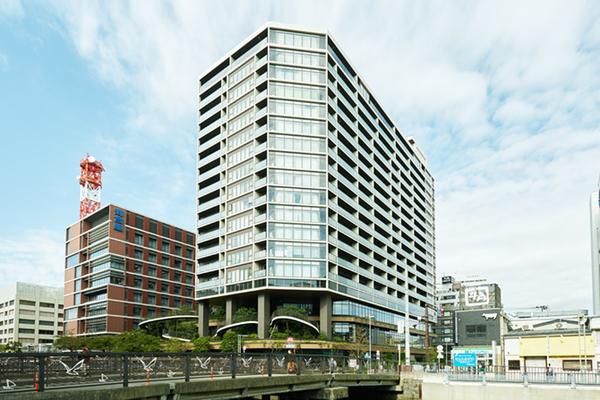 快適住空間と都市の機能を一挙両得「横浜駅西口徒歩6分」の住み心地