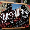 "【前編】you""you've guitar a friend Vol.3"" at 新横浜 NEW SIDE BEACH!!"