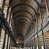 ダブリンにある有名なトリニティカレッジの図書館のチケットは、インターネットで購入しよう!!