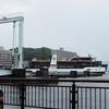 県都を結ぶ2種類の船(久々の宿泊旅行~広島~その④)