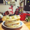 料理の腕不要!とっても簡単なキャラデコ誕生日ケーキ!
