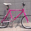 奇譚 車と自転車