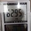 ダイエット32日目。今日まででマイナス3.85㎏の減量達成‼️