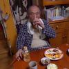 運な病のレシピ( 980 )夜: 汁、父の食事