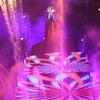 スペチアーレ ポルトパラディーゾ スーペリアルーム ハーバービューからの『ファンタズミック』眺め ~2016年9月 Disney旅行記【49】