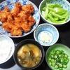 手作り中華風唐揚げは美味いね